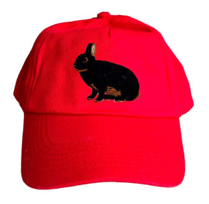 Basecap Cap bestickt .. Farbenzwerge lohfarbig schwarz MB2000 grau